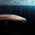 Wooden Submarine Ictineo II Dv by Weston Westmoreland