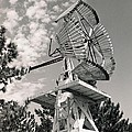 Wooden Windmill by HW Kateley