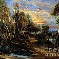 Woodland Scenery by Viktor Birkus