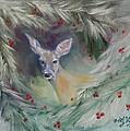 Woodland Spirit by Liz Viztes