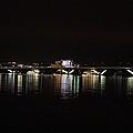 Woodrow Wilson Bridge - Washington Dc - 011343 by DC Photographer