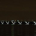 Woodrow Wilson Bridge - Washington Dc - 01138 by DC Photographer