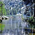 Woods Lake by SC Heffner