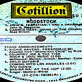 Woodstock Side 1 by Marcello Cicchini