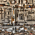 Woodworking Tools by Debra and Dave Vanderlaan
