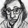 Woody Allen by Paul Sutcliffe