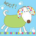 Woof by Cath Ager