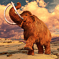 Woolly Mammoth by Gary Hanna