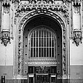 Woolworth Building Entrance by James Aiken
