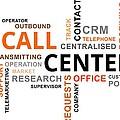 Word Cloud - Call Center by Amir Zukanovic