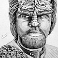 Worf by Judith Groeger