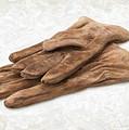 Work Gloves by Danny Smythe