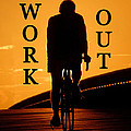 Work Out Vertical Work One by David Lee Thompson