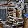 Work Station Machinst Style by Paul Freidlund