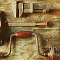 Work Tools by Janice Pariza