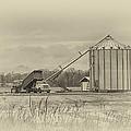 Working Farm by Eleanor Bortnick