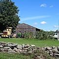 Working Farm by Loretta Pokorny