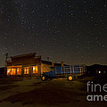 Working Late In Bodie by Crystal Nederman