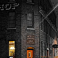 Working Late by Frozen in Time Fine Art Photography