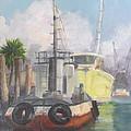 Working Waterfront by Susan Richardson