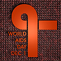 World Aids Day by Walter Oliver Neal