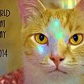 World Cat Day by Susan Warren