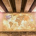 World Map by Semmick Photo