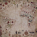 World Nautical Chart 1633 by Compass Rose Maps