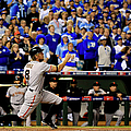 World Series - San Francisco Giants V by Rob Carr