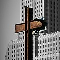 World Trade Center Cross New York by Mathew Lodge