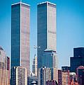 World Trade Center by Inge Johnsson
