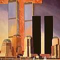 World Trade Center Memorial by Art West