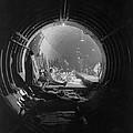 World War 2, Battle Of Britain. Subway by Everett