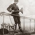 World War I Air Raid Siren by Granger