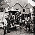 World War I: Ambulance by Granger