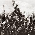 World War I Monument by Granger