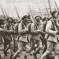 World War I Paris, C1917 by Granger