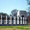 World War II Memorial by DejaVu Designs