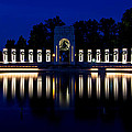 World War II Memorial by Tami Stieger