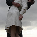 World War II War Is Over Statue by John Telfer