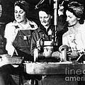 World War II Workers by Granger