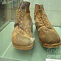 World War One Boots by Fergus Mitchell