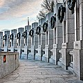 World War Two Memorial  by JC Findley