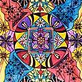 Worldly Abundance by Teal Eye  Print Store