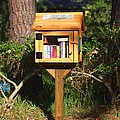 World's Smallest Library by Gordon Elwell