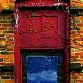 Wormhole Window by RC DeWinter