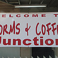 Worms And Coffee Junction by Barbara McDevitt