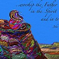 Worship The Father by Marie Clark