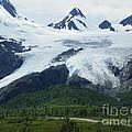 Worthington Glacier by Jennifer Kimberly