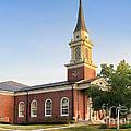 Worthington Presbyterian Church by Jack Schultz